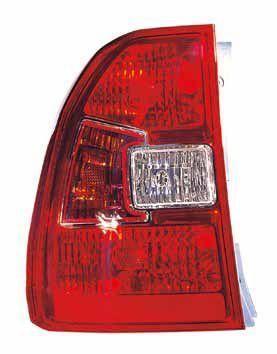 Ліхтар задній Kia Sportage '08-10 лівий Depo 92401-03000