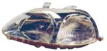 Фара Honda Civic VI (96-98) (тип VALEO) ліва Depo 33151S04G01