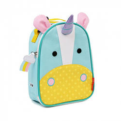Детская термосумка Skip Hop Zoo lunch bag - Unicorn (Единорог), 3+