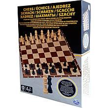 Настільна гра Шахи (дерев'яні фігури)
