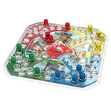 Настільна гра з кнопкою «Щенячий патруль»