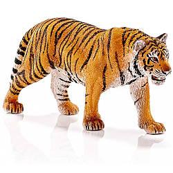 Schleich 14729 фигурка тигр Wild Life Tiger Figure