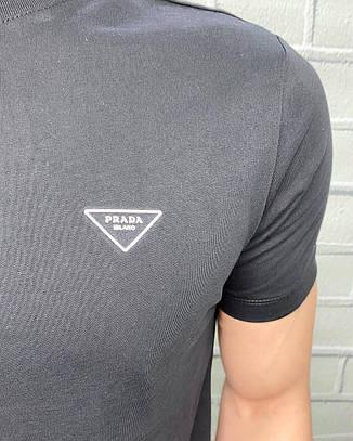 FS72 Prada Чорний, фото 2