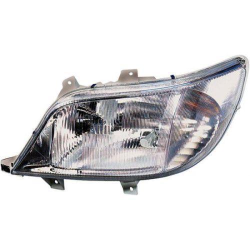 Фара Mercedes Sprinter '00-02 ліва на 3 лампи DEPO 9018201461