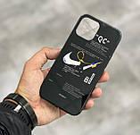 Чехол на айфон iphone с разноцветной Led подсветкой накладка для айфон лед 22-ве расцветки, фото 5
