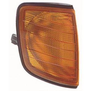 Покажчик повороту Mercedes 124 '84-93 правий жовтий DEPO 1248260143