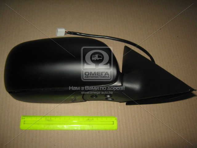 Дзеркало Toyota Camry V40 '06-10 ліве (Tempest) електро обігрів