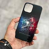 Чохол на айфон iphone з різнобарвною Світлодіодним підсвічуванням накладка для айфон лід 22-ве забарвлення, фото 4