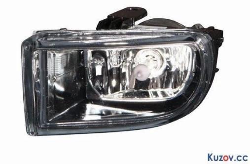 Протитуманна фара (ВТФ) Toyota Avensis 00-02 права (Depo) 8121005050