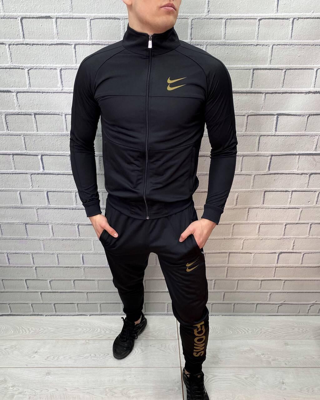 0103 Nike Чорний Штани