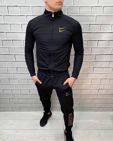 0103 Nike Чорний Штани, фото 2