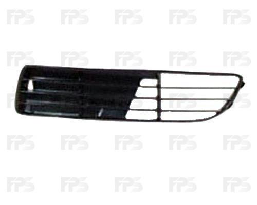 Решітка в бампері Audi A4 B5 (95-99) ліва (LKQ) 8D0807345B01C