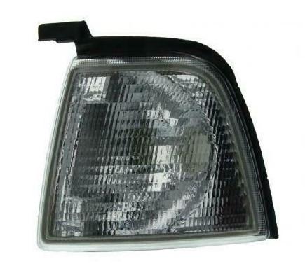 Покажчик повороту Audi 80 B3/B4 '86-94 лівий білий DEPO 893953049A