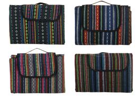 Водонепроникна сумка-підстилка для пікніка (пляжна підстилка) 150*200 см