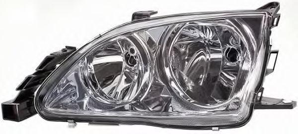 Фара передня Toyota Avensis T22 '00-03 права (Depo) електричних ма. 8117005100
