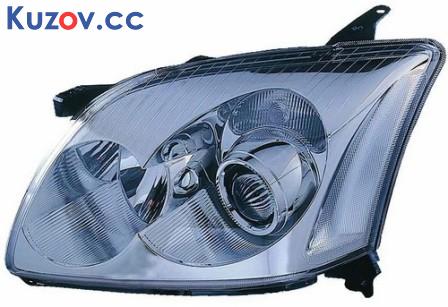 Фара передня Toyota Avensis Т25 '03-06 права (Depo) електро 8113005190