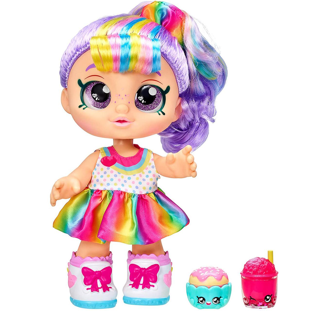 Кукла кинди кидс Радуга Кейт Время друзей  kindi kids  Rainbow Kate