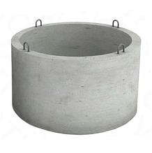Бетонные кольца для канализации, кольца бетонные дренажные, кольца канализационные, кольца ж б