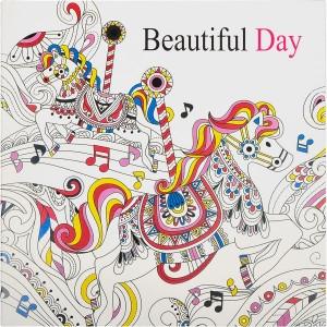 Розмальовка Антистрес Beautiful Day