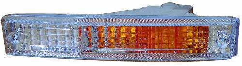 Покажчик повороту Honda Civic (90-95) в бампер SDN лівий Depo 33350-SH4-013