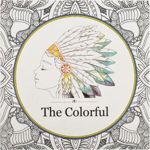 Розмальовка Антистрес The Colorful