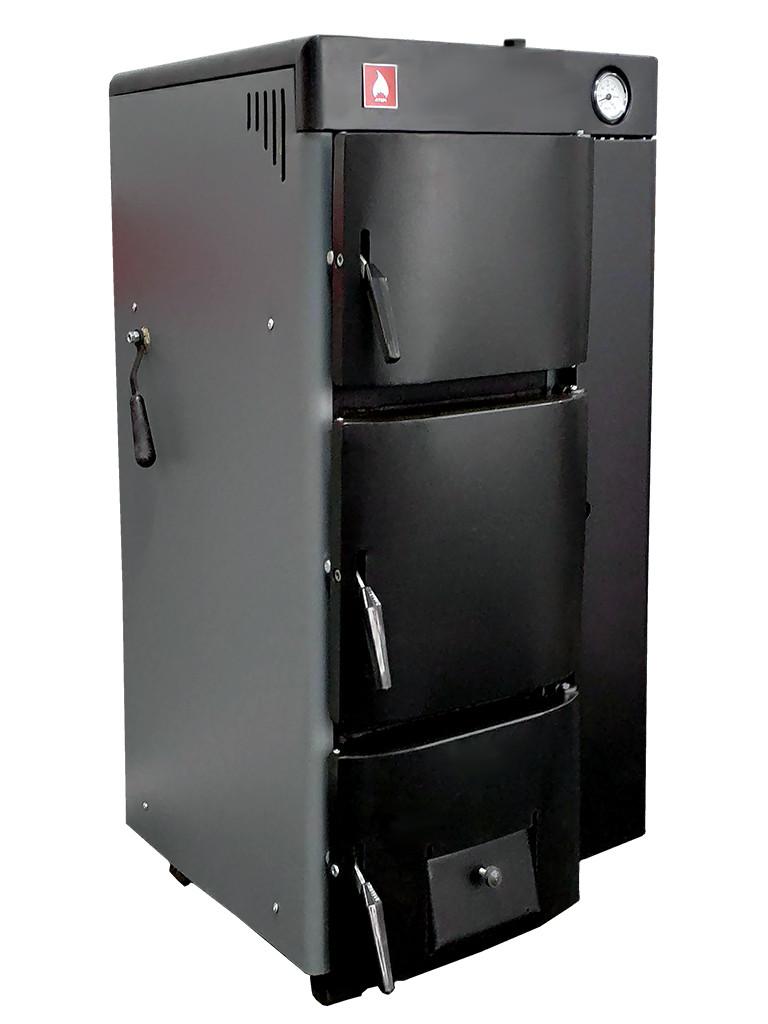 Котел універсальний Житомир-9 КС-ГВ-020 СН/АОТВ-15 (двоконтурний) газ дрова