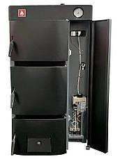 Котел універсальний Житомир-9 КС-ГВ-020 СН/АОТВ-15 (двоконтурний) газ дрова, фото 3