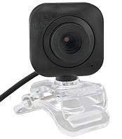 Веб камера с микрофоном Wite-02 Black (6145)