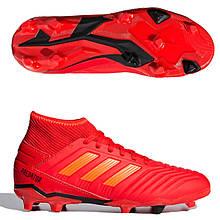 Детские футбольные бутсы Adidas Predator 19.3 FG CM8534