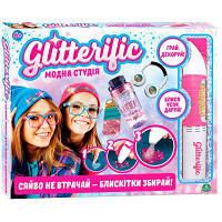 Набор для творчества Glitterific Модная студия (блёстки, наклейки) (GLT00000/UA)