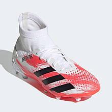 Детские футбольные бутсы  Adidas  Predator 20.3 FG EG0927