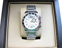 Часы Pandora Quartz 40mm All Silver. Реплика, фото 1