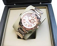 Годинник Pandora Quartz 40mm Rose Gold/Pink. Репліка, фото 1