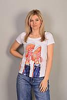 Жіночі модні футболки оптом Monte Cervino (7869) 6.95 Є, лот 6 шт, фото 1