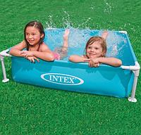 Детский каркасный бассейн объем 337 л , Каркасный бассейн для всей семьи