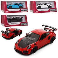 Модель машинки Porsche Carrera