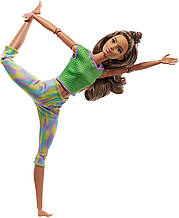 Кукла Барби Безграничные движения Брюнетка.
