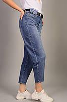 Женские джинсы бананы оптом Water (020) 18Є, лот 12 шт