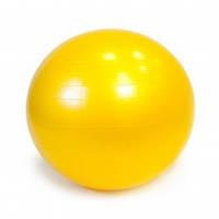 Мяч для фитнеса (фитбол) 75 см гладкий, фото 1