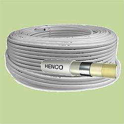 Труба металопластикова 20х2 HENCO безшовна 50м.