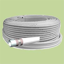 Труба металопластикова 16х2 безшовна COESKLIMA 50м.