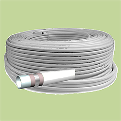 Труба металопластикова 20х2 безшовна COESKLIMA 50м.