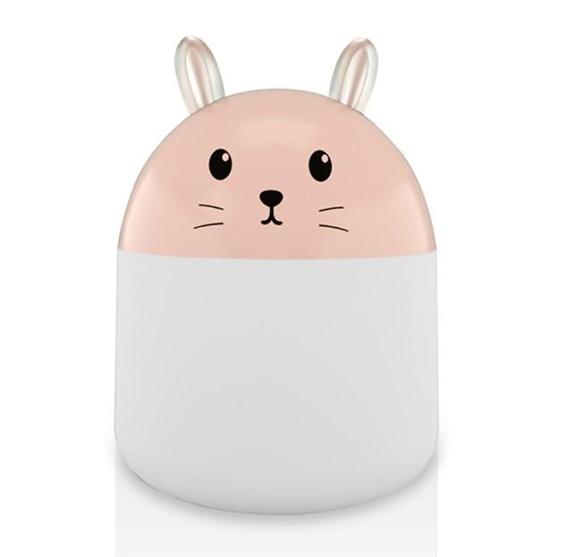 USB увлажнитель воздуха детский Humidifiers Rabbit / Ночник кролик