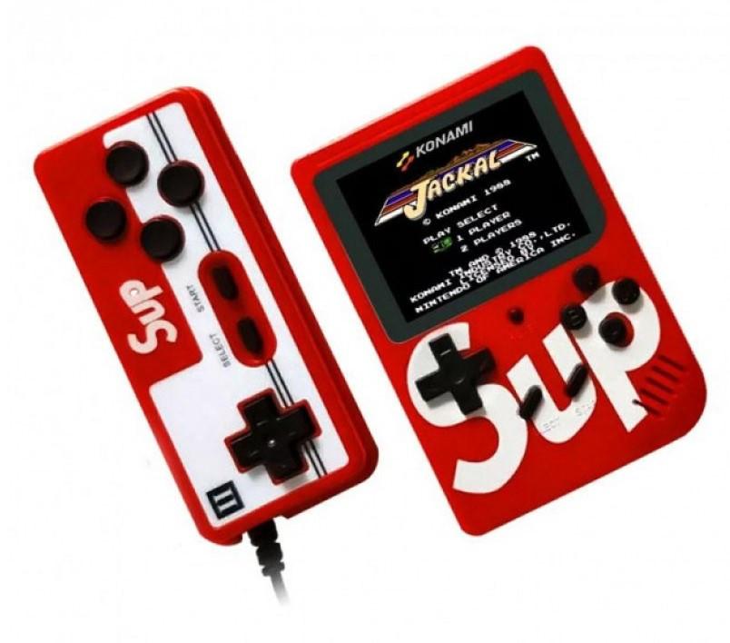 Портативна приставка SUP Game box 400 ігор Dendy з джойстиком