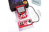 Портативна приставка SUP Game box 400 ігор Dendy з джойстиком, фото 3