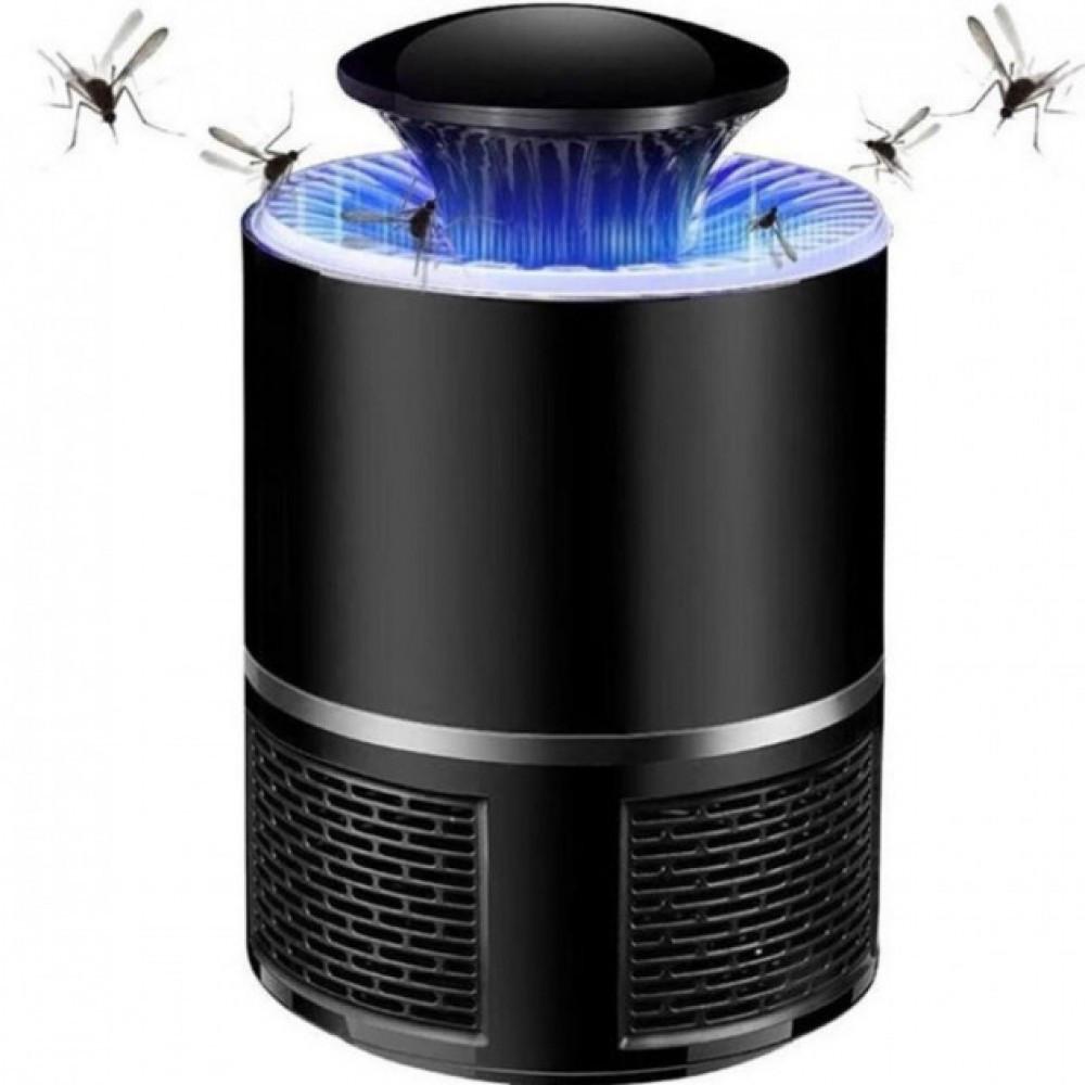 Пастка знищувач від комарів і комах. Лампа відлякувач для дому, дачі Mosquito Killer Lamp