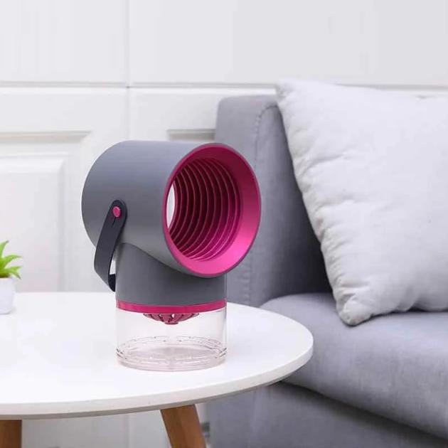 Пастка для комарів Tinkleo Household Mosquito Killer світлодіодна лампа-вбивця від комарів Біла