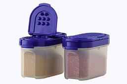 Tupperware набор для специй малый 2шт по 120мл