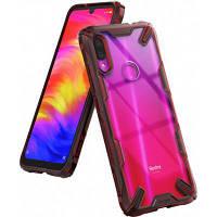 Чехол для моб. телефона Ringke Fusion X для Xiaomi Redmi Note 7 Ruby Red (RCX4540), фото 1