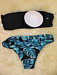 Роздільний купальник топ, фото 3